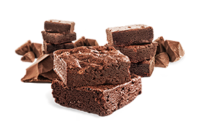 Fudge-Brownie