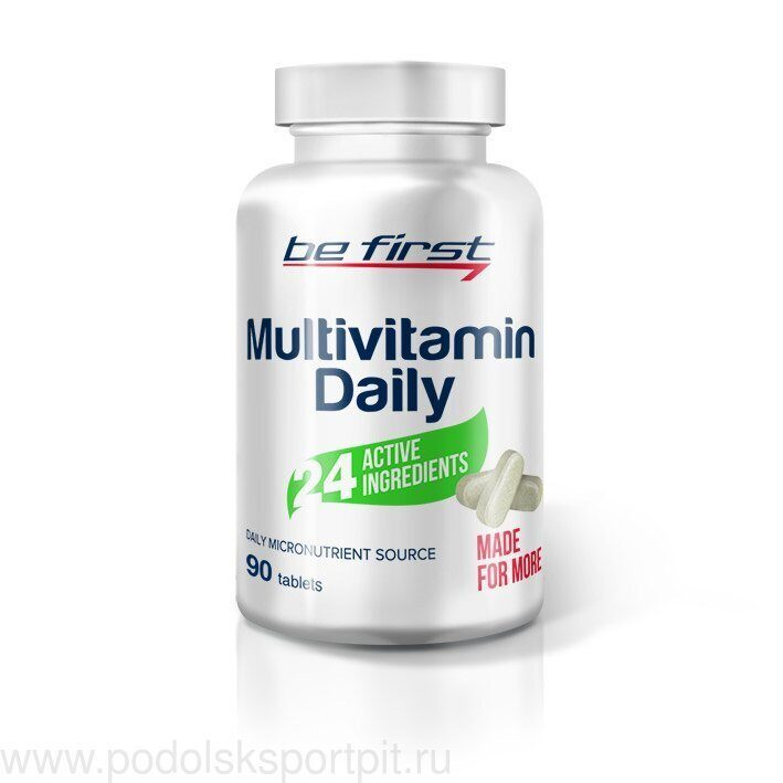 Be First Multivitamin Daily 90 таб