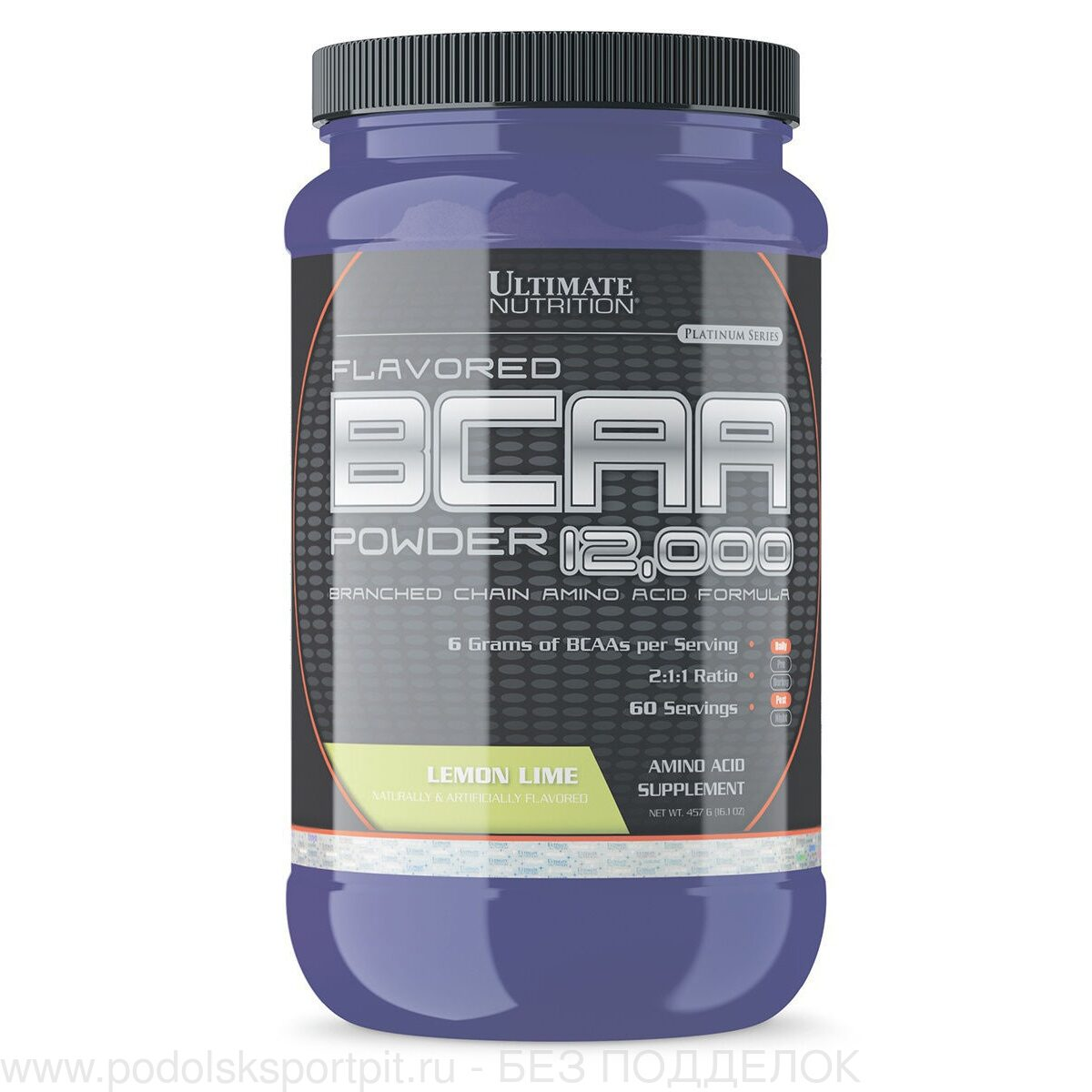 Ultimate Nutrition BCAA 12000, 457 gr