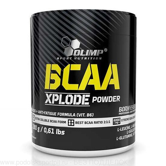 OLIMP BCAA Xplode Powder, 280 gr