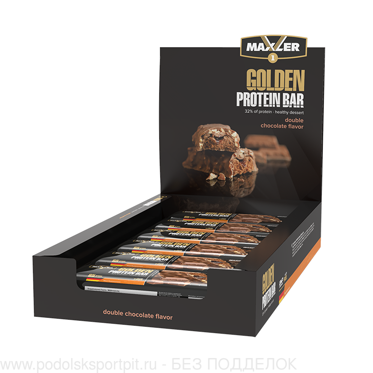 Maxler Golden Bar 1 батончик