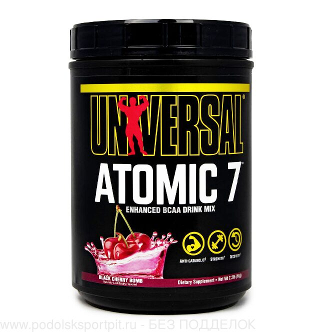 Universal Nutrition Atomic 7, 1000 gr
