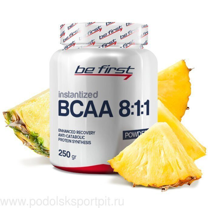 BeFirst BCAA 8:1:1 Instantized powder 250 гр