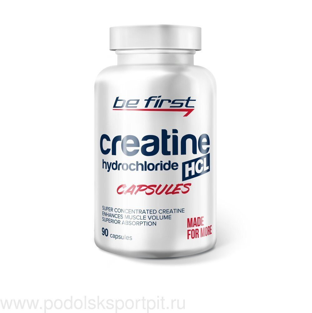 Be First Creatine HCL 90 капс