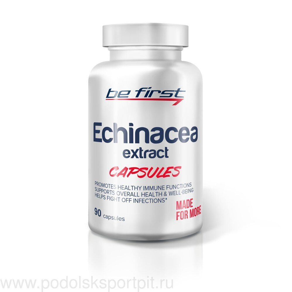 Be First Echinacea extract capsules 90 капс