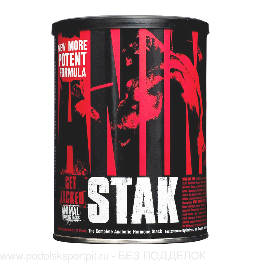 Universal Nutrition Animal Stak, 21 pack