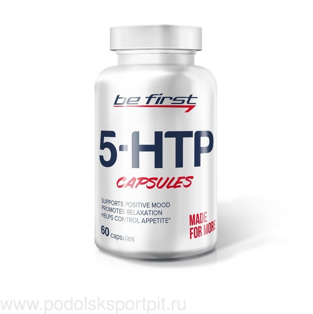 Be First 5-HTP Capsules 60 капс