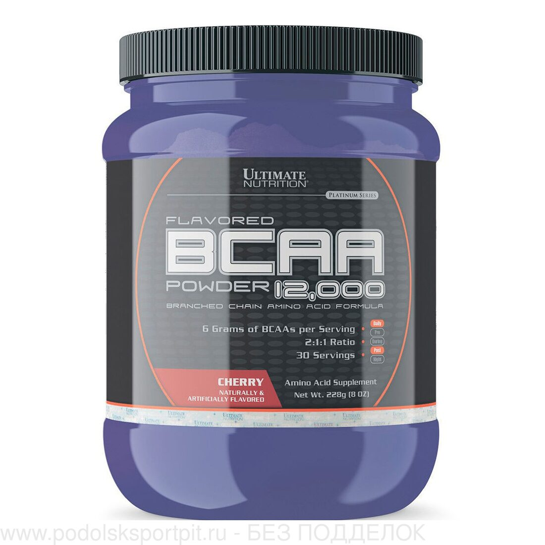 Ultimate Nutrition BCAA 12000, 228 gr