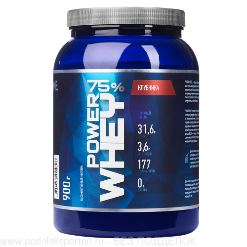 R-Line Power Whey, 900 gr