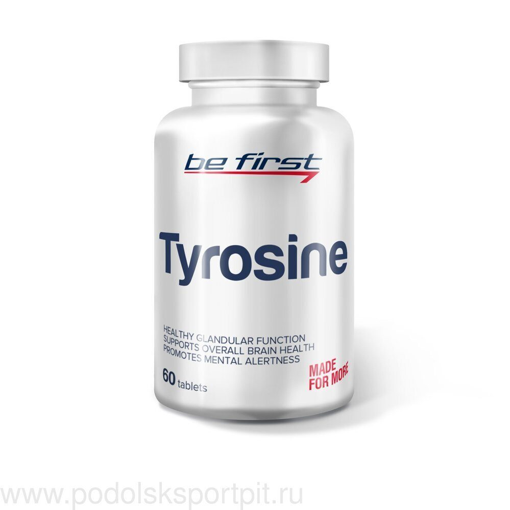 Be First Tyrosine 60 таб