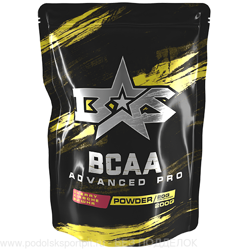 Binasport ADVANCED PRO BCAA 200 гр