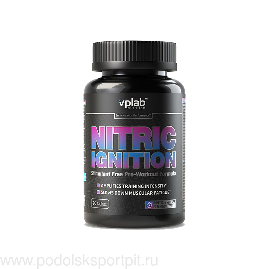 VPLab NITRIC IGNITION 90 tab