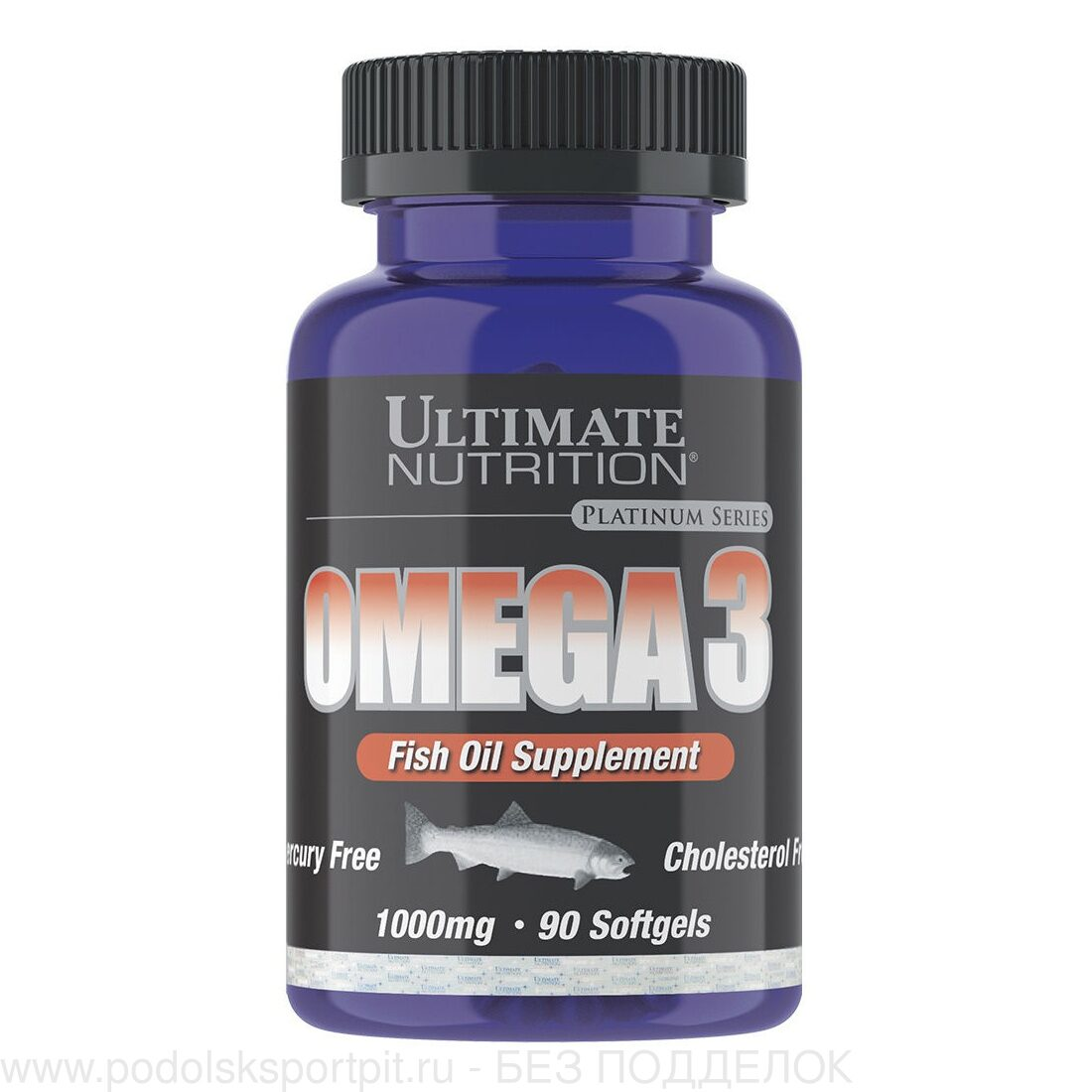 Ultimate Nutrition Omega 3, 90 softgels