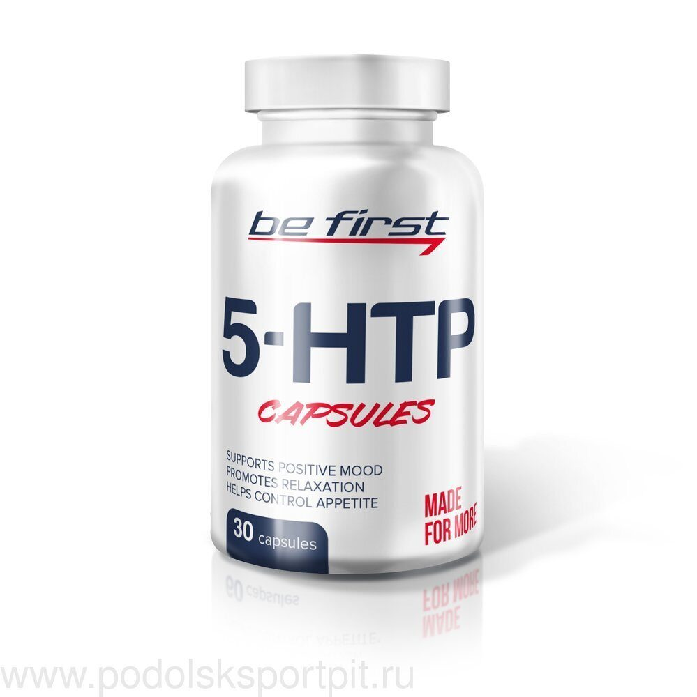 Be First 5-HTP Capsules 30 капс