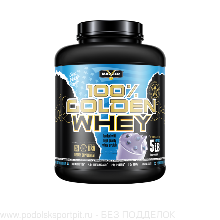 100% Golden Whey 2270 gr