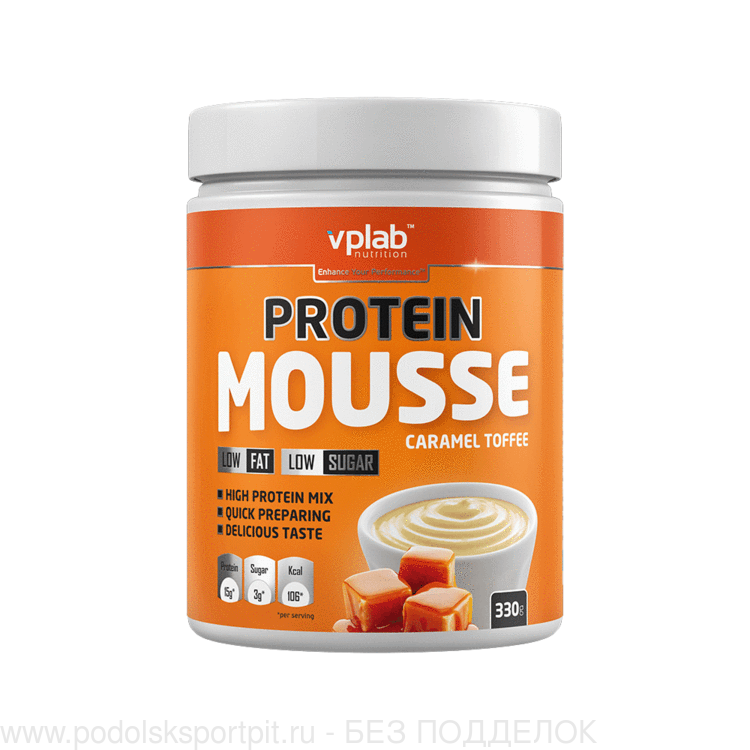 VPLab PROTEIN MOUSSE 330 gr